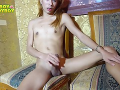 Uniq has definitely earned her name. I`m not sure I`ve seen a lady as unique an as hot as Uniq. She looks so innocent and sweet in her floral dress but I tell you she`s far from being that innocent. Watch Uniq as she pleases her itching cock just for you.